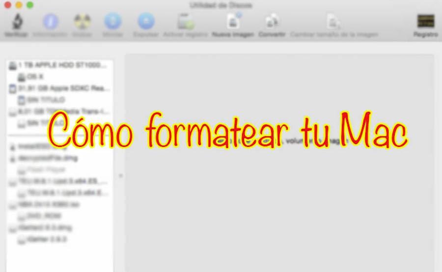 La nueva versión de OS X para Mac