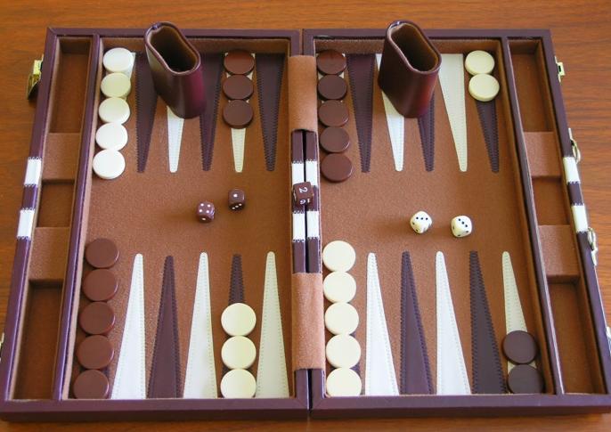 Backgammon Como Jugar Al Juego De Mesa Mas Antiguo Del Mundo