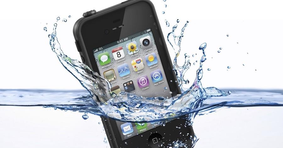 f16053d8976 Reparar iPhone mojado X – Qué hacer si se nos cae al agua nuestro teléfono