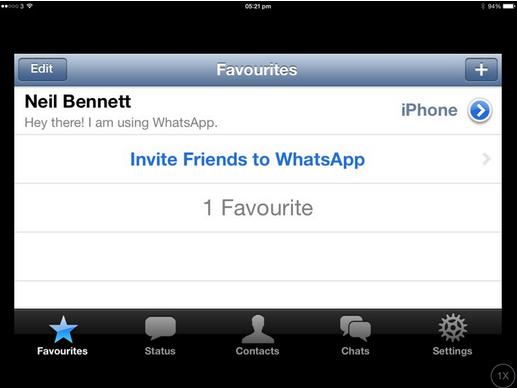 whatsapp gratis para iphone 4