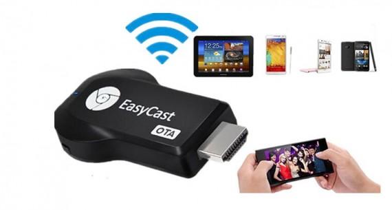 Adaptador Android Tv Easycast Un Todo En Uno Incre 237 Ble