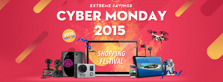 As se une gearbest al cyber monday for Juego de comedor cyber monday