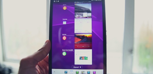 Sony Xperia Z3 Compact Tablet Resultado