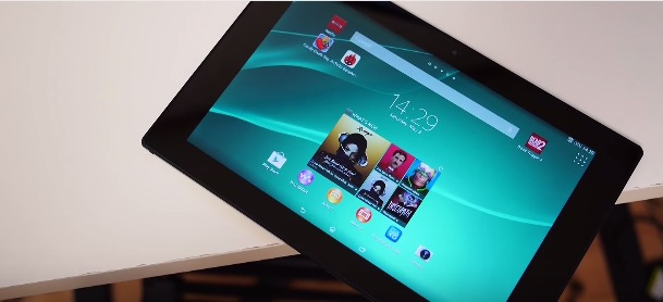 Sony Xperia Z2 Tablet Opiniones