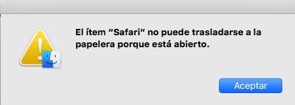 eliminar-safari-mac-osx-sierra
