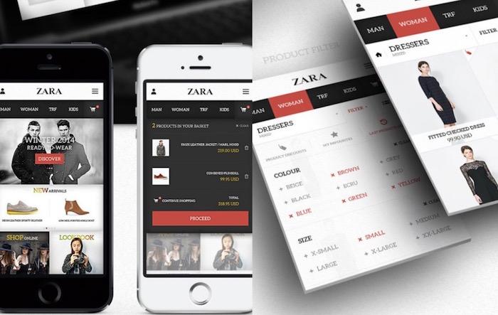zara-app-mobile-desktop-responsive