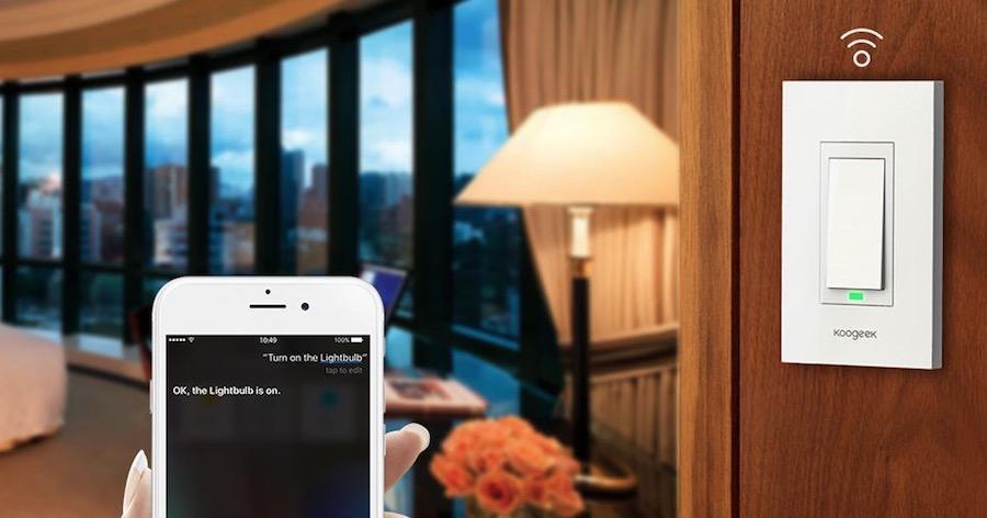 Pulsadores y bombillas de luz inteligentes para casa - Pulsadores de luz ...