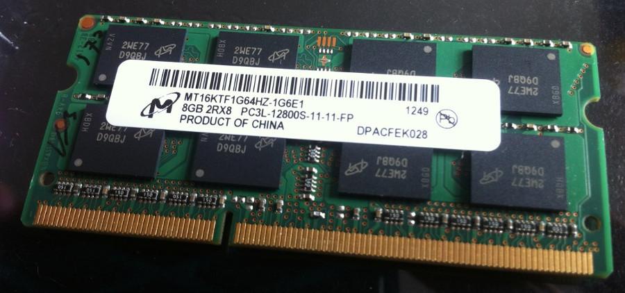 ampliar memoria ram mac mini 2010