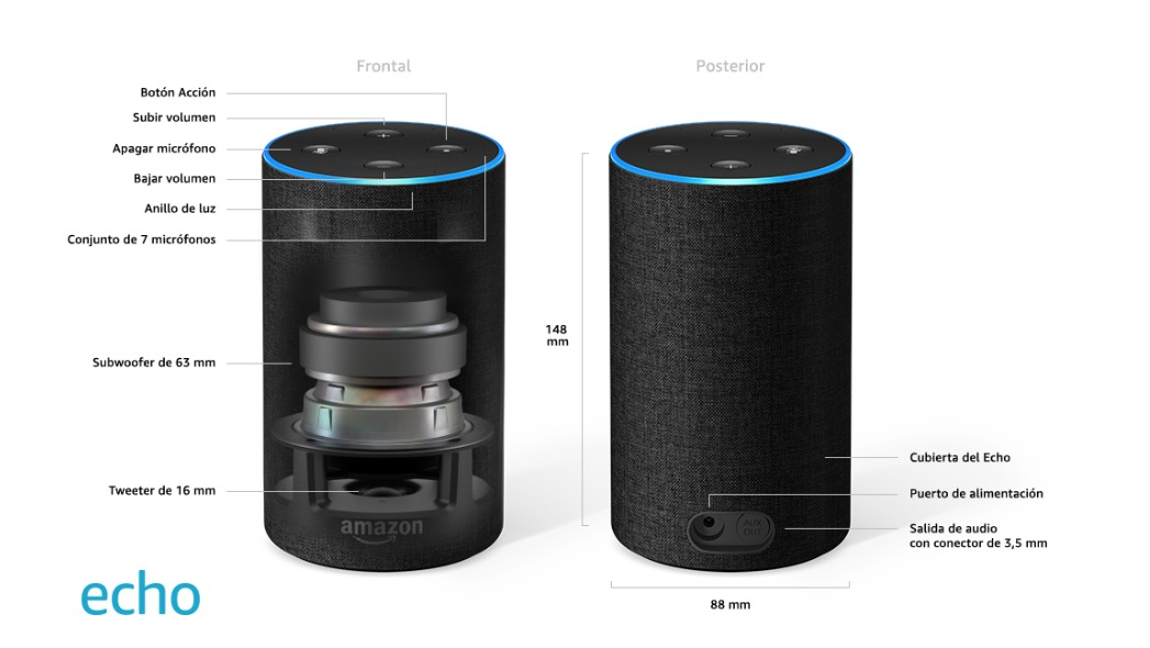 Configurar Amazon Alexa En Español